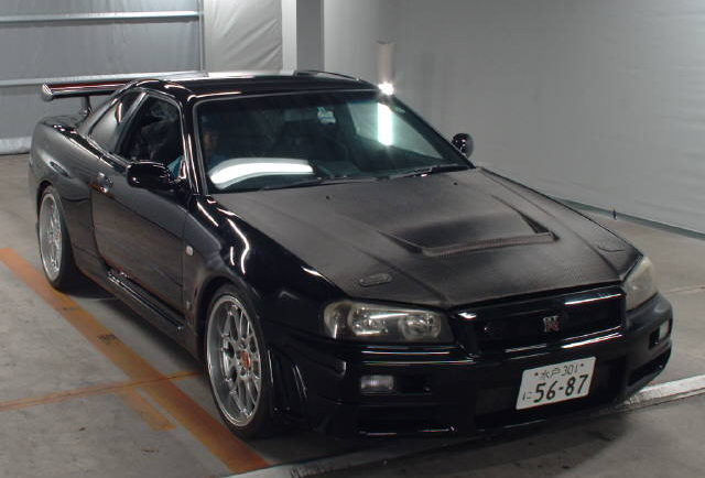 Nissan Skyline Gtr For Sale >> So You Found A Low Km R34 Gtr For Sale Japanese Car